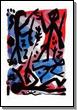 A.R. Penck Lithographien